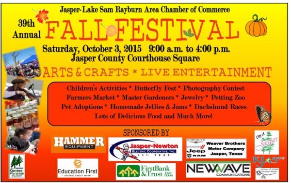 Fall Festival 2015 Jasper