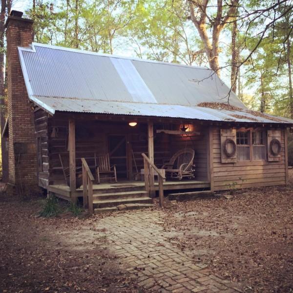la paz cabin